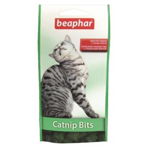 Catnip Bits хрусткі подушечки з котячої м'ятою для кішок і кошенят 35 гр 12623