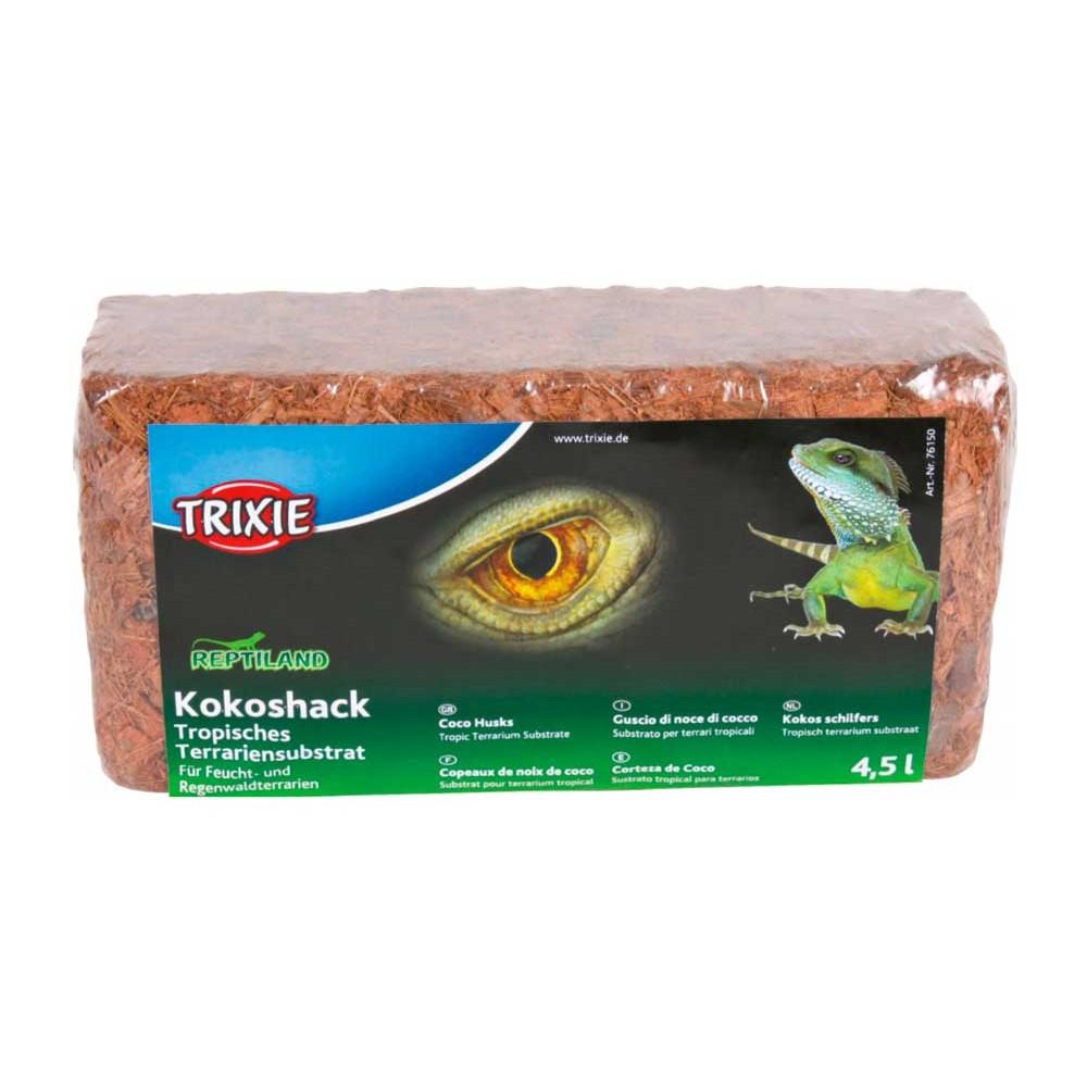Наполнитель для террариума Trixiе кокосовый субстрат 4,5л (76150)