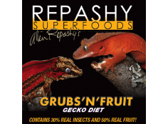 Grub N 'Fruit Gecko Diet REPASHY 84 гр