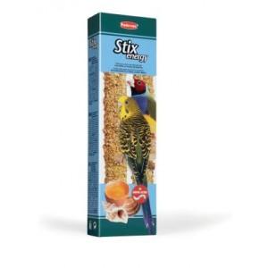 Зернова паличка для хвилястих папуг і маленьких екзотичних птахів Padovan STIX ENERGY 80 г (PP00143)