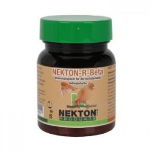 Добавка витаминно-минеральная для придания яркого окраса персиковым перьям Nekton R Beta 35гр (204035)