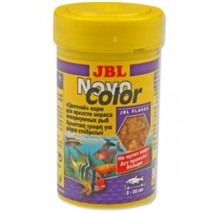Корм для акваріумних риб JBL NovoColor 100мл (30156)