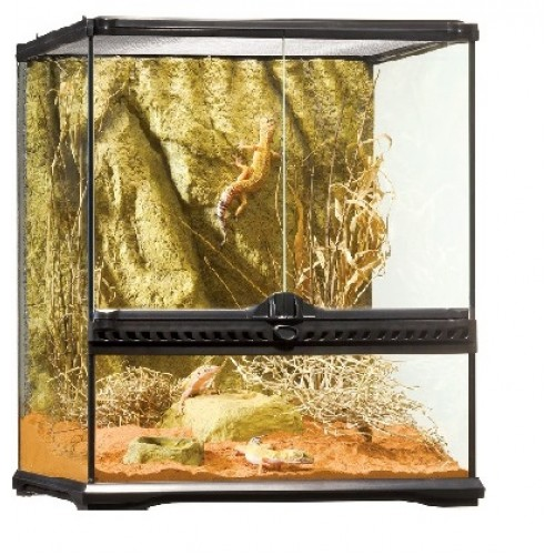 Террариум стеклянный Exo Terra 45х45х45 (PT2605)
