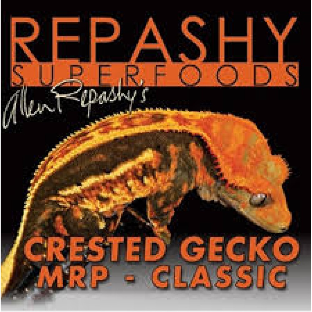"""Repashy Crested Gecko MRP """"Classic"""" 170 гр"""