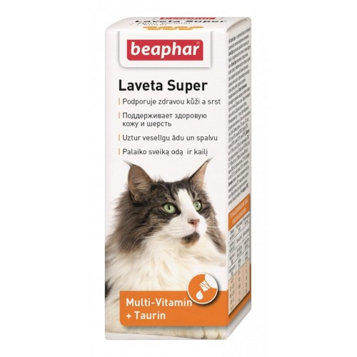 Laveta Super  для котов 50 мл   12524