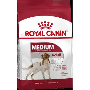 Royal Canin MEDIUM ADULT,4 kg
