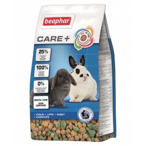Полноценный корм супер-премиум класса для кроликов CARE + Rabbit  1,5 кг  18403