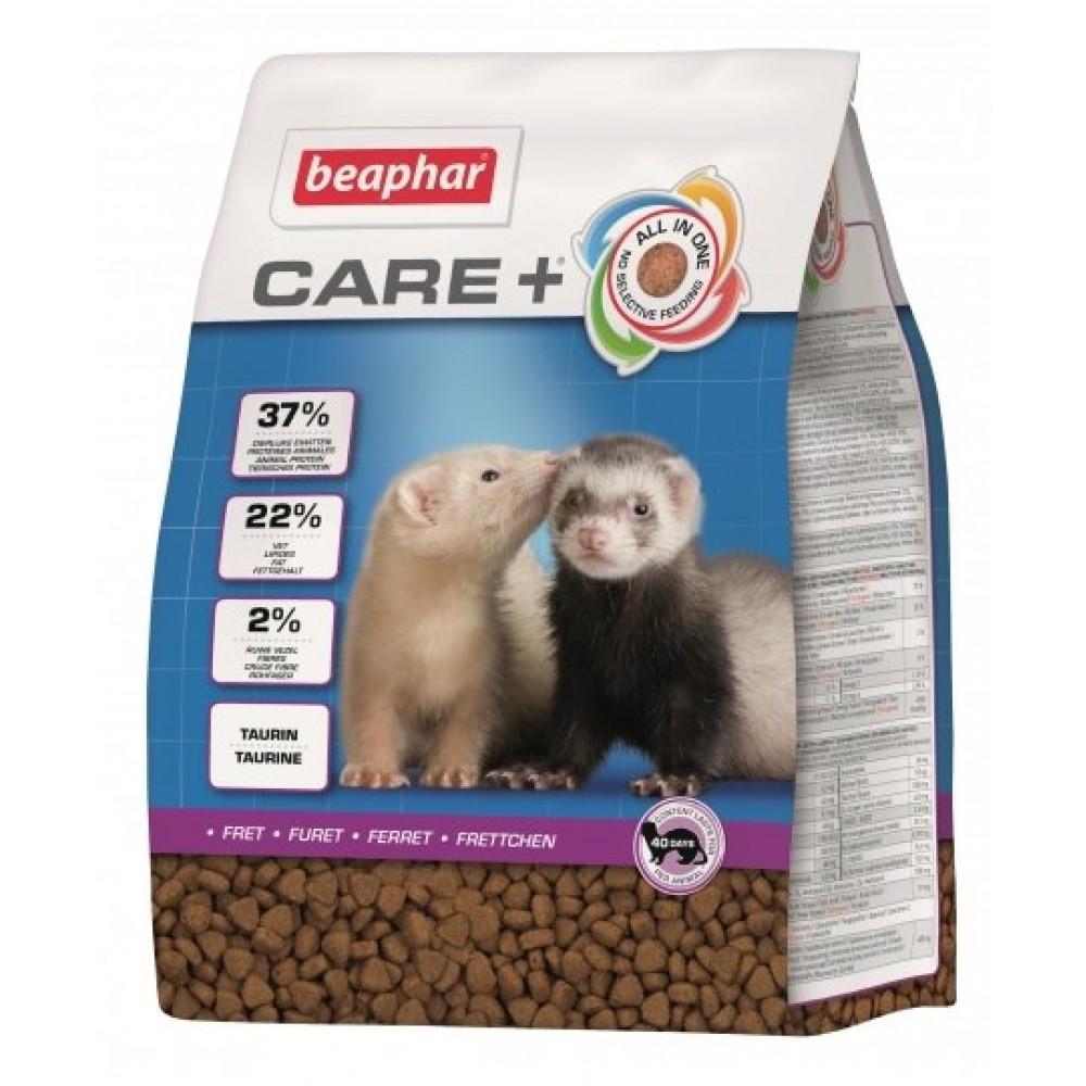 Повноцінний корм супер-преміум класу для тхорів CARE + Ferret 2 кг 18402
