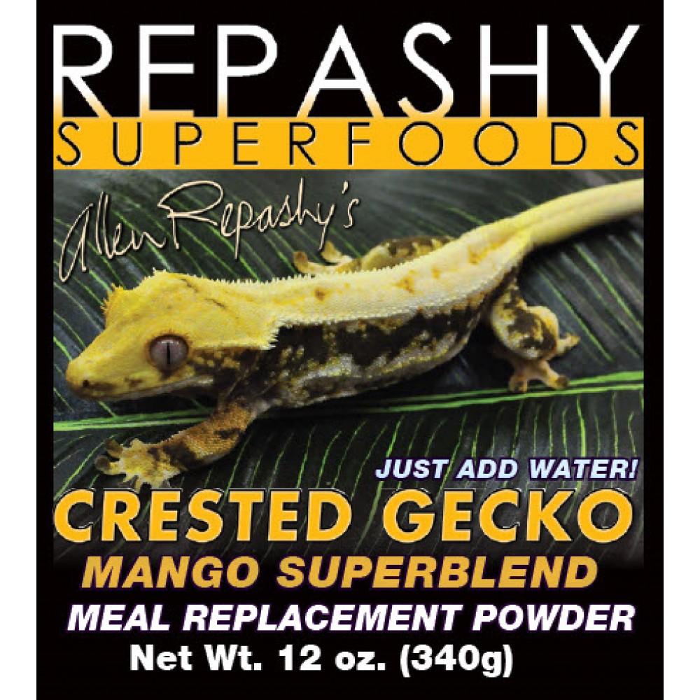 Repashy Crested Gecko MRP 'Mango' Superblend 84 гр