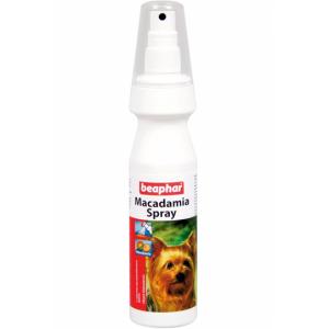 Спрей з маслом горіха макадамія для гарної і блискучою вовни собак і котів 250 мл 12558