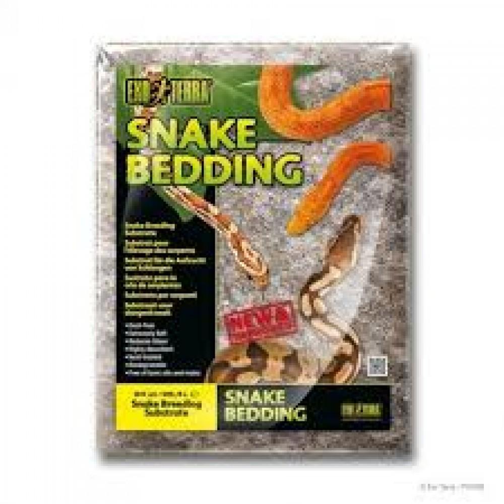 """Наполнитель """"Snake Bedding"""" д/террар. со змеями 4л PT2766"""