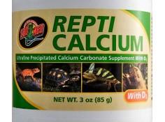 Repti Calcium с витамином D3 ZooMed 85 g