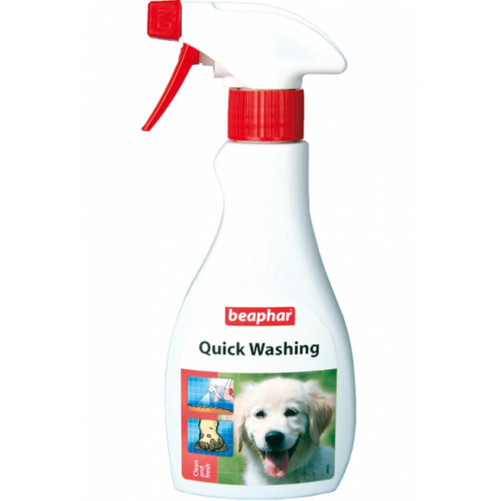 Quick Washing експрес-шампунь для швидкого очищення без води і мила 250 мл 13999
