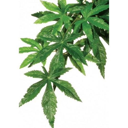 Растение для террариума шелковое Exo Terra ABULITON большое (PT3052)