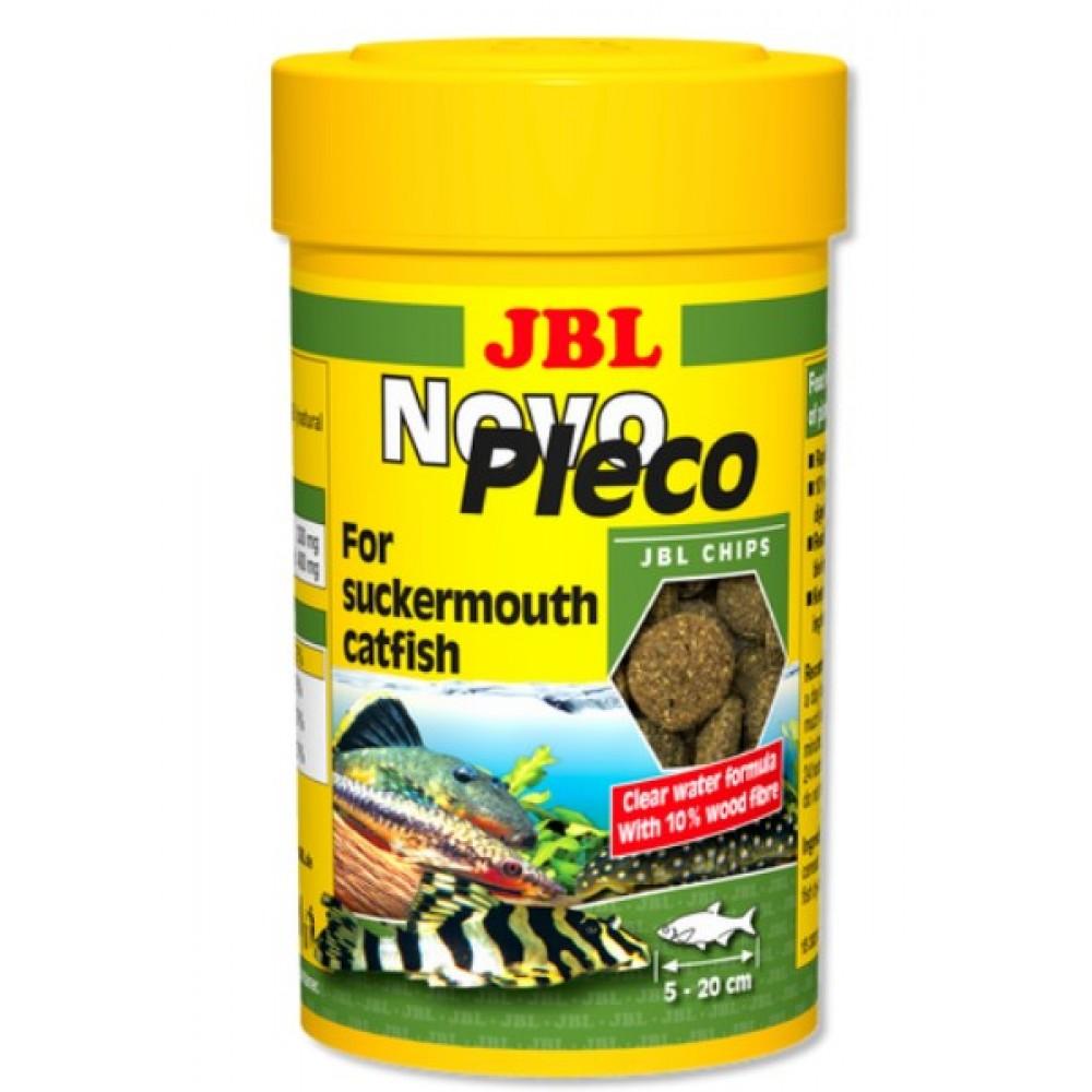 Корм для акваріумних риб JBL NovoPleco 100мл (30310)