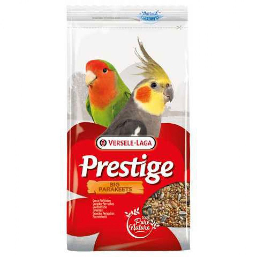Корм для средних попугаев Versele-Laga Prestige BIG PARAKEETS 1,0 кг